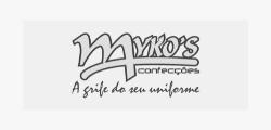 Mykos Confecções Cliente AMarketing