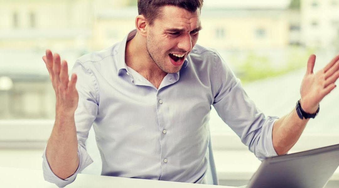 Os piores erros ao criar um site que podem acabar com seu negócio
